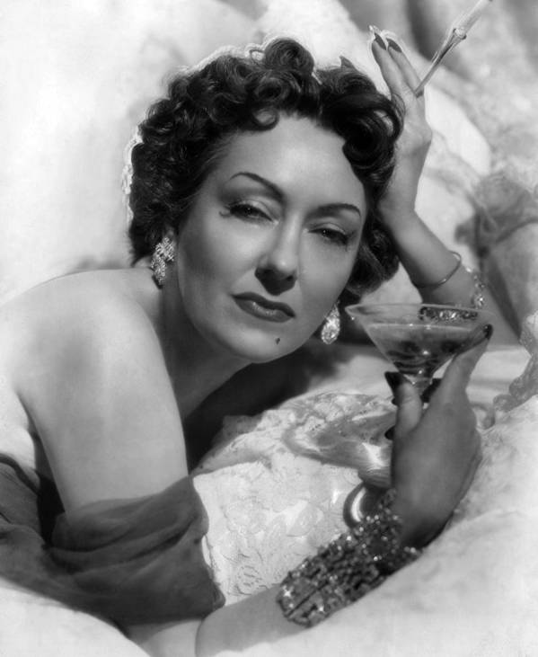 1950 Movies Poster featuring the photograph Sunset Boulevard, Gloria Swanson, 1950 by Everett