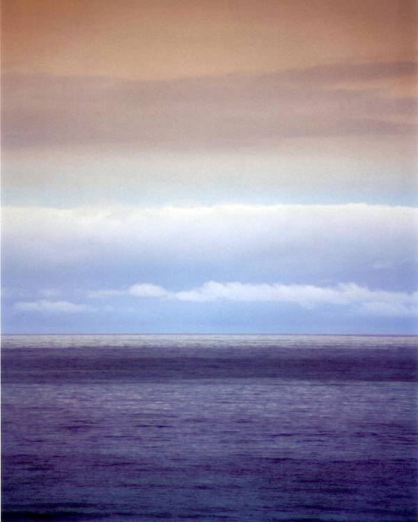 Landscape Poster featuring the photograph Vertical Number 10 by Sandra Gottlieb