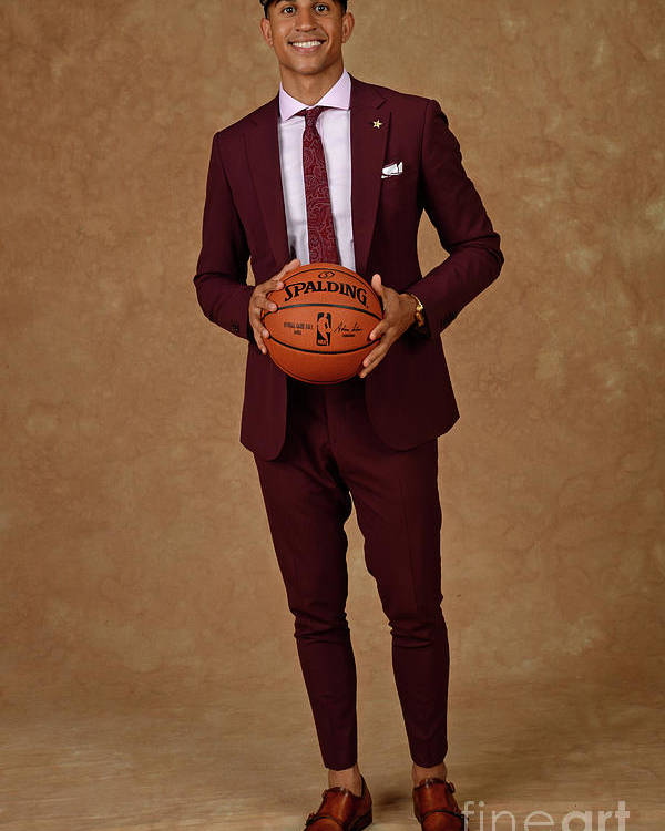 Nba Pro Basketball Poster featuring the photograph 2017 Nba Draft by Jennifer Pottheiser