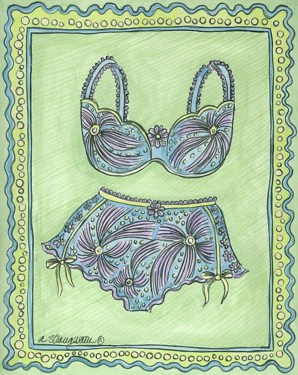 Poster Green Panties Images