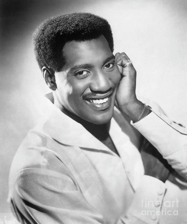 Soul Music Poster featuring the photograph Otis Redding by Bettmann