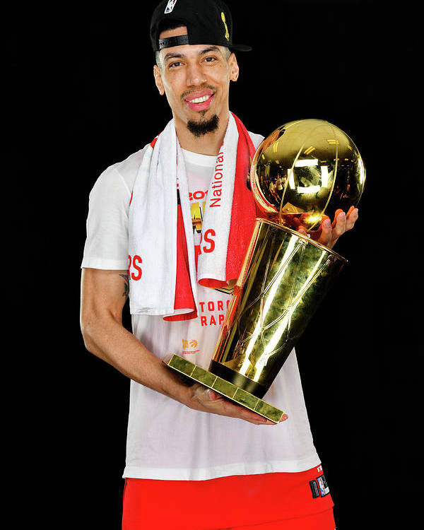 Playoffs Poster featuring the photograph Danny Green by Jesse D. Garrabrant