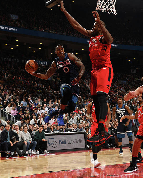 Nba Pro Basketball Poster featuring the photograph Jeff Teague by Ron Turenne