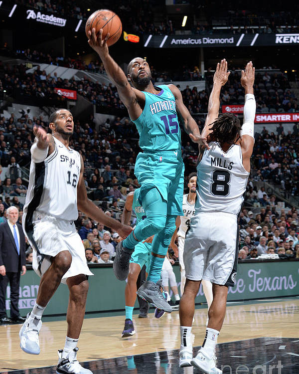 Kemba Walker Poster featuring the photograph Kemba Walker by Mark Sobhani