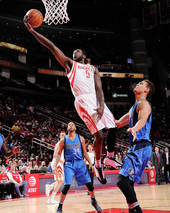 Nba Pro Basketball Poster featuring the photograph Montrezl Harrell by Bill Baptist