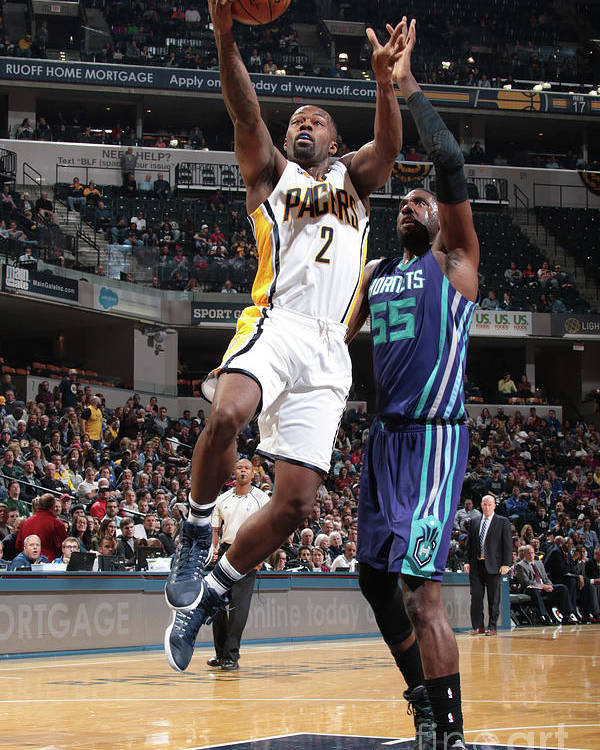 Nba Pro Basketball Poster featuring the photograph Rodney Stuckey by Ron Hoskins
