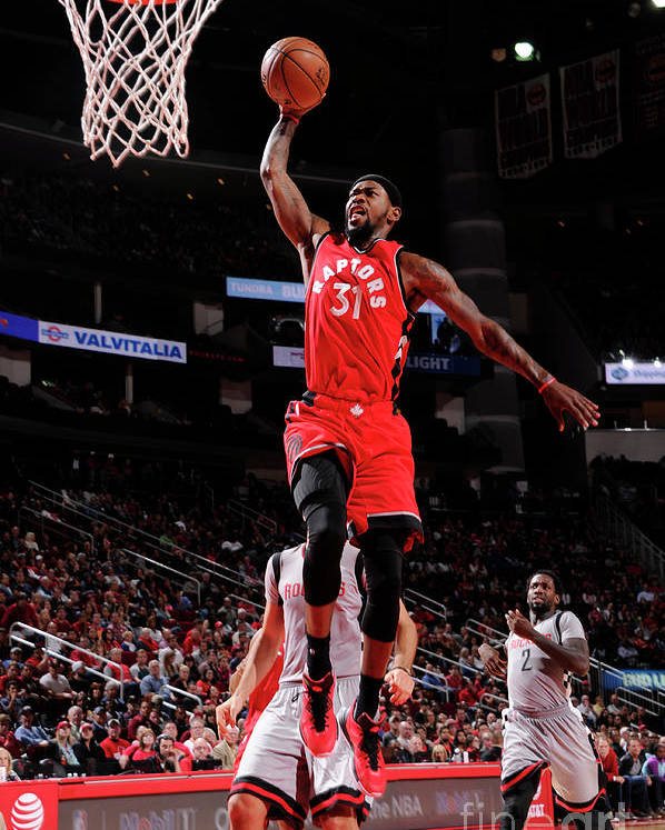Nba Pro Basketball Poster featuring the photograph Terrence Ross by Bill Baptist