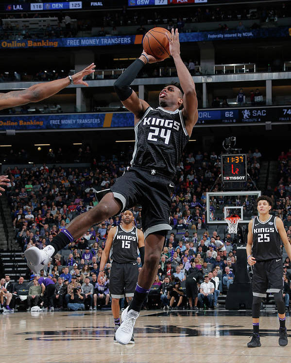 Nba Pro Basketball Poster featuring the photograph Buddy Hield by Rocky Widner