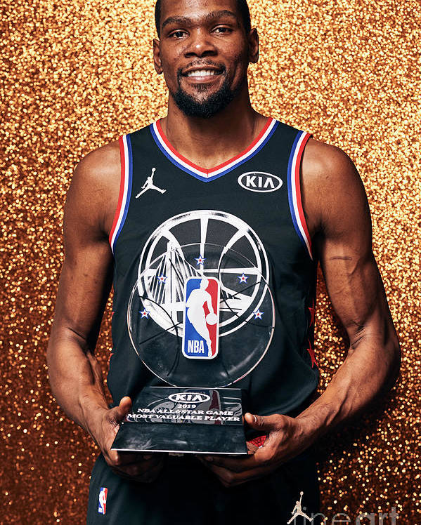 Nba Pro Basketball Poster featuring the photograph Kevin Durant by Jennifer Pottheiser