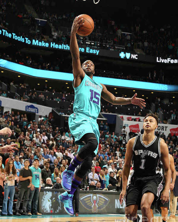 Kemba Walker Poster featuring the photograph Kemba Walker by Kent Smith