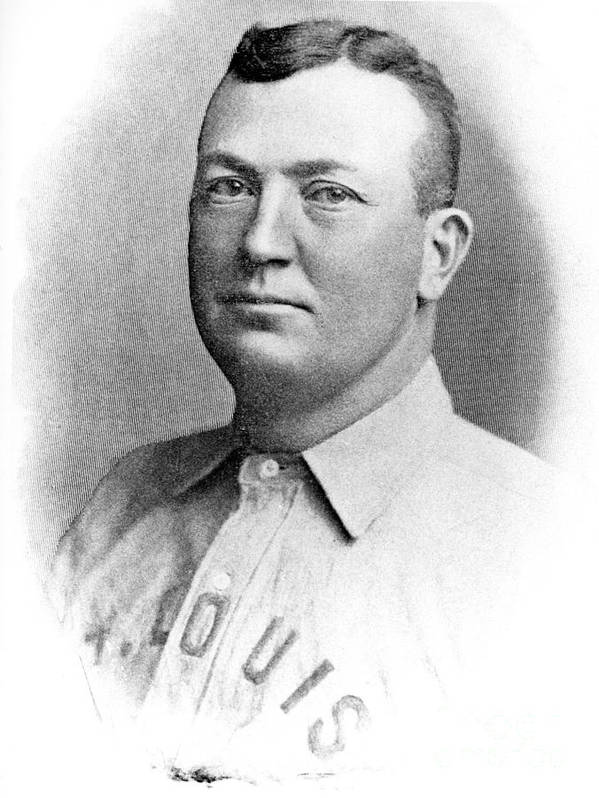 People Poster featuring the photograph Cy Young by National Baseball Hall Of Fame Library