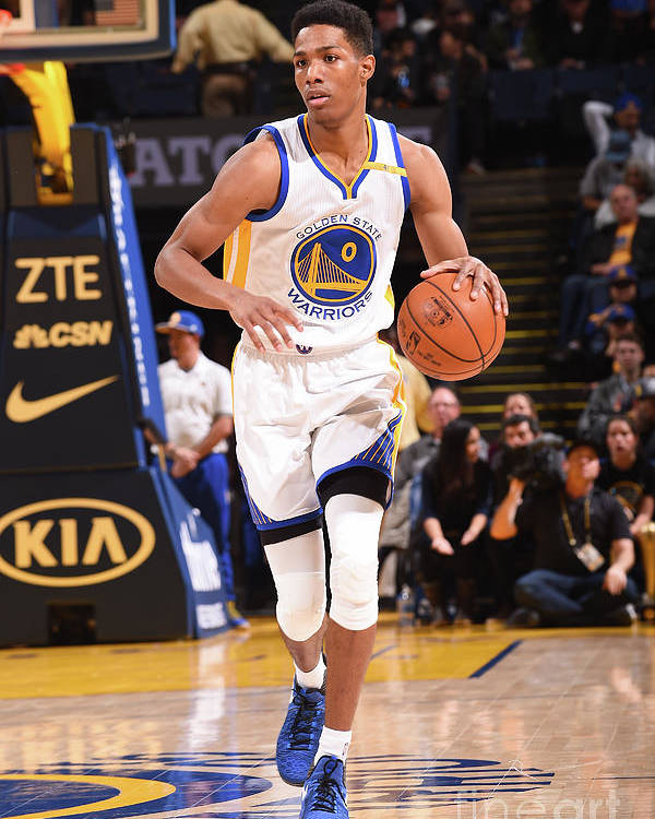 Nba Pro Basketball Poster featuring the photograph Patrick Mccaw by Noah Graham