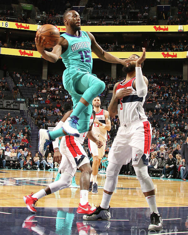 Kemba Walker Poster featuring the photograph Kemba Walker by Brock Williams-smith