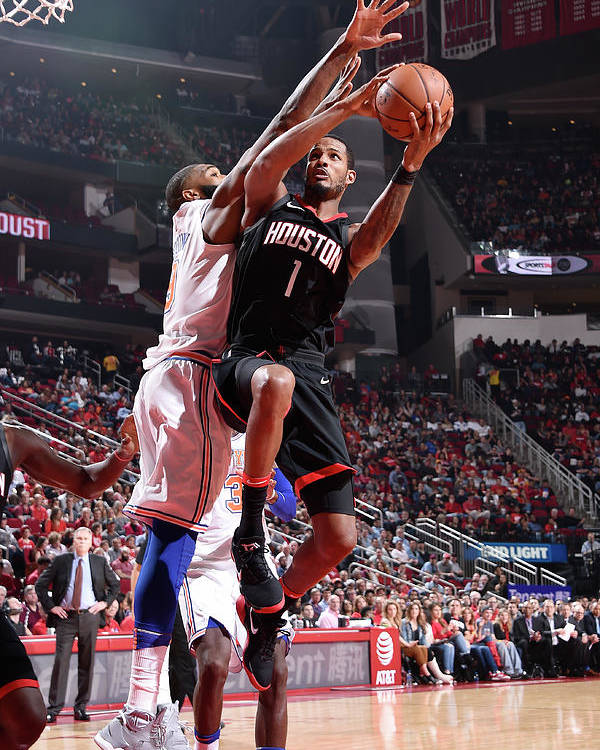 Nba Pro Basketball Poster featuring the photograph Trevor Ariza by Bill Baptist