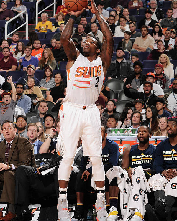 Nba Pro Basketball Poster featuring the photograph Eric Bledsoe by Barry Gossage