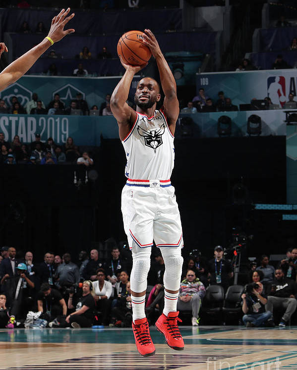 Kemba Walker Poster featuring the photograph Kemba Walker by Nathaniel S. Butler
