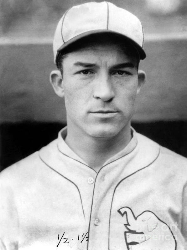 American League Baseball Poster featuring the photograph Al Simmons by National Baseball Hall Of Fame Library