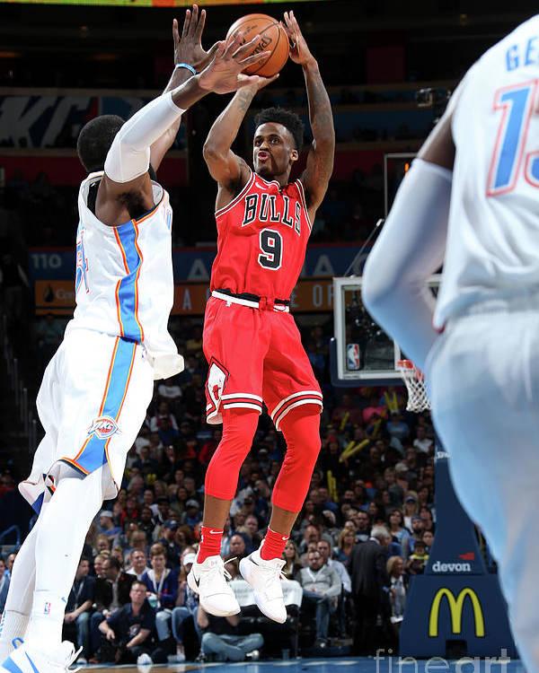 Nba Pro Basketball Poster featuring the photograph Antonio Blakeney by Layne Murdoch