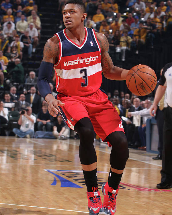 Sport Poster featuring the photograph Bradley Beal by Gary Dineen