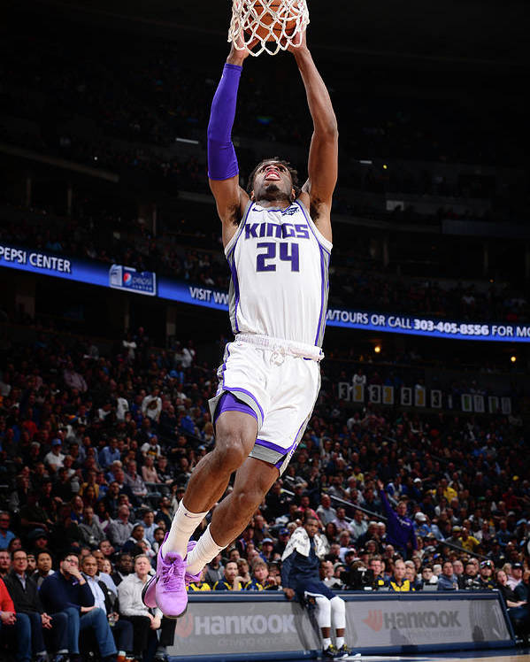 Nba Pro Basketball Poster featuring the photograph Buddy Hield by Bart Young