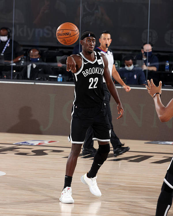 Nba Pro Basketball Poster featuring the photograph Caris Levert by David Sherman