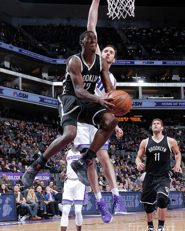 Nba Pro Basketball Poster featuring the photograph Caris Levert by Rocky Widner