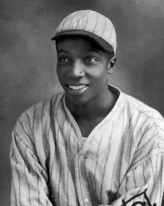 Cool Papa Bell Poster featuring the photograph Cool Papa Bell by National Baseball Hall Of Fame Library