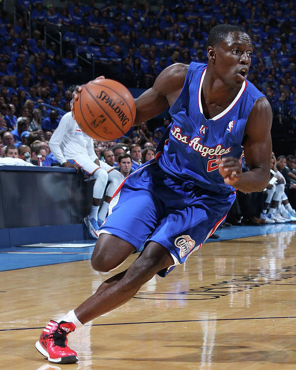 Sport Poster featuring the photograph Darren Collison by Layne Murdoch Jr.
