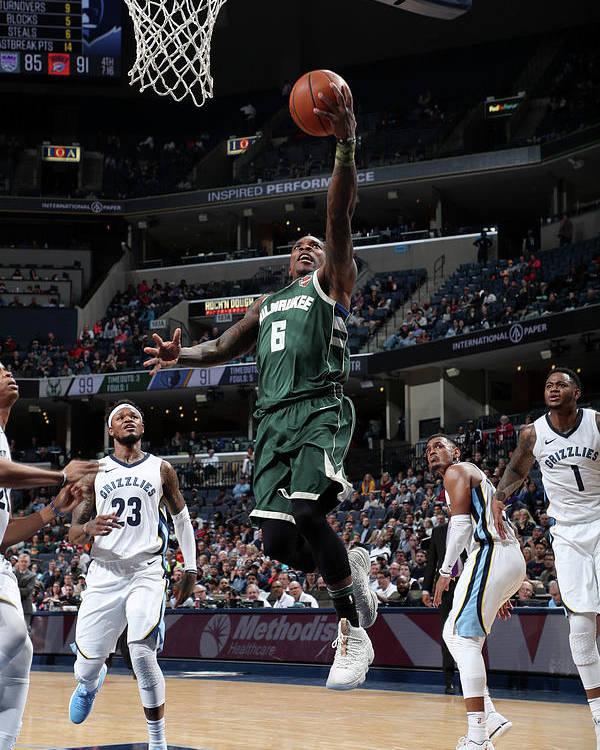 Nba Pro Basketball Poster featuring the photograph Eric Bledsoe by Joe Murphy