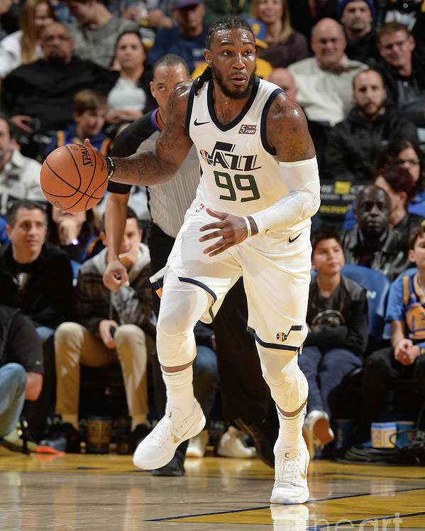 Nba Pro Basketball Poster featuring the photograph Jae Crowder by Noah Graham