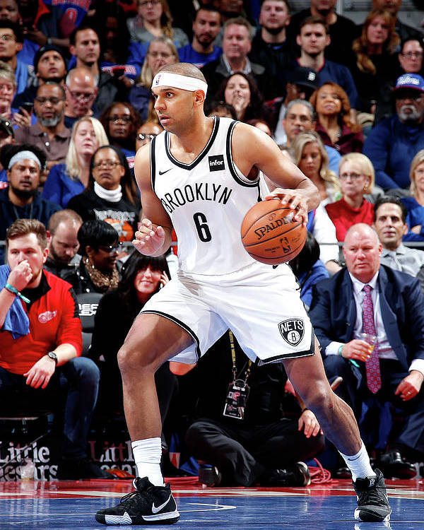 Nba Pro Basketball Poster featuring the photograph Jared Dudley by Brian Sevald