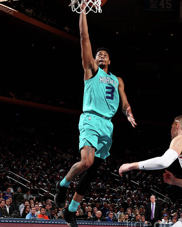 Nba Pro Basketball Poster featuring the photograph Jeremy Lamb by Nathaniel S. Butler