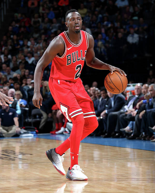 Nba Pro Basketball Poster featuring the photograph Jerian Grant by Layne Murdoch