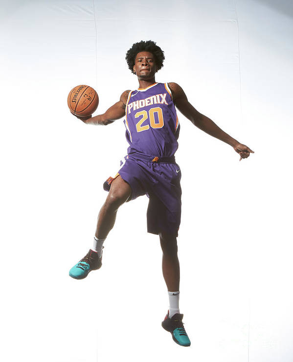 Nba Pro Basketball Poster featuring the photograph Josh Jackson by Nathaniel S. Butler