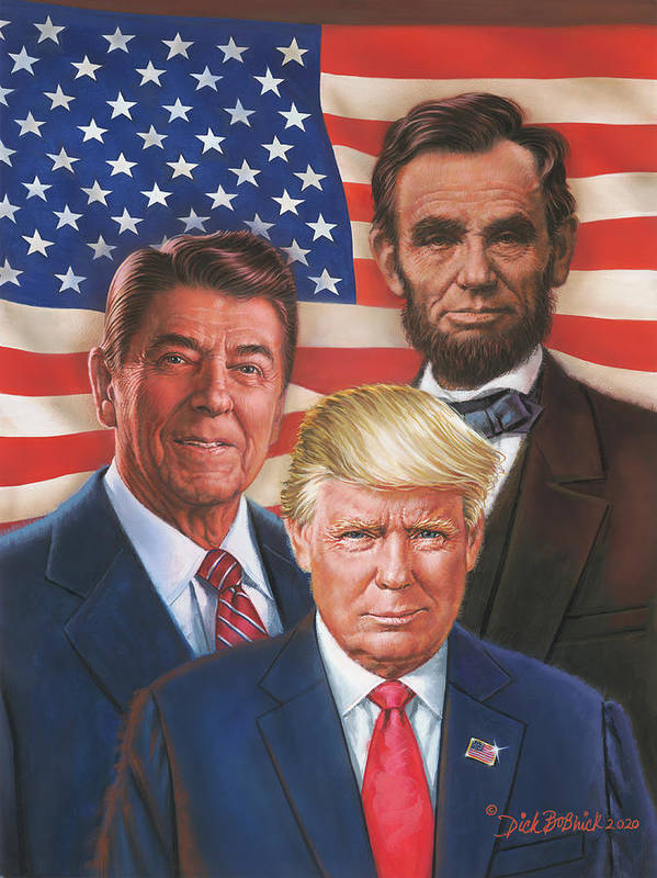 Great American Patriots by Dick Bobnick