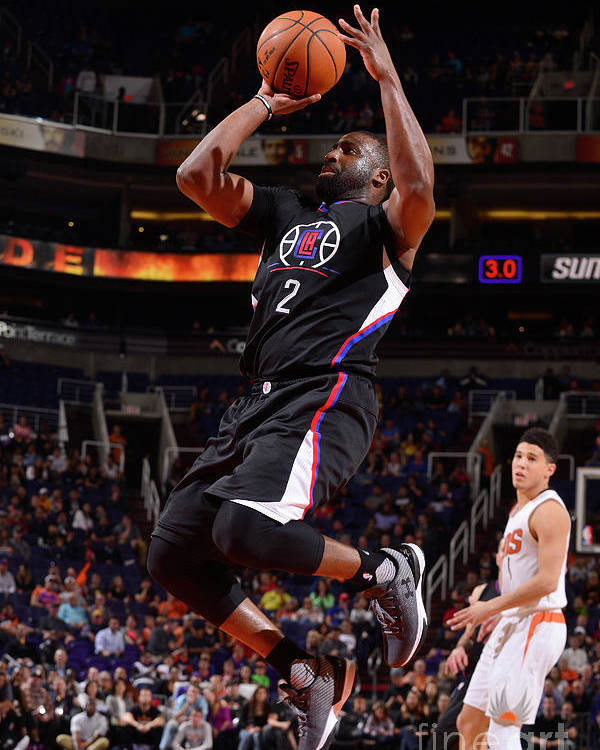 Nba Pro Basketball Poster featuring the photograph Raymond Felton by Barry Gossage
