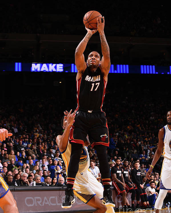 Nba Pro Basketball Poster featuring the photograph Rodney Mcgruder by Noah Graham