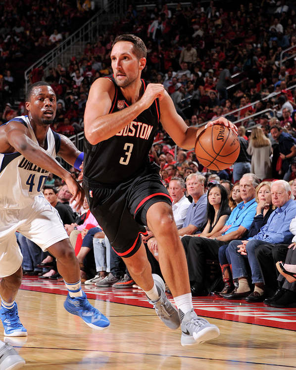 Nba Pro Basketball Poster featuring the photograph Ryan Anderson by Bill Baptist