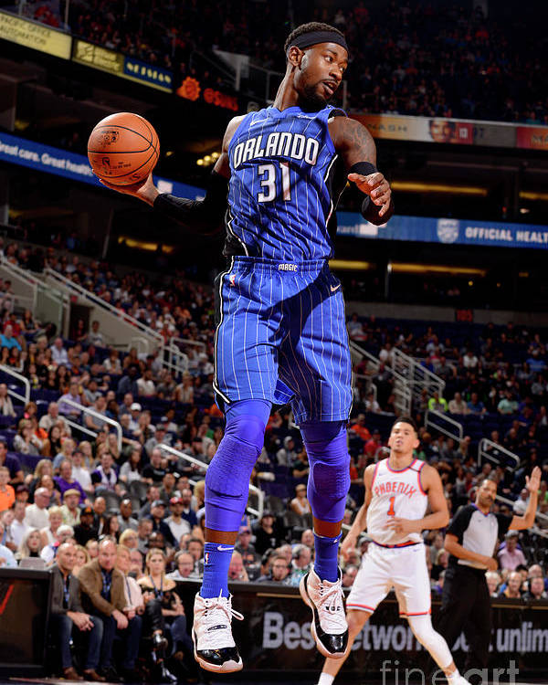 Nba Pro Basketball Poster featuring the photograph Terrence Ross by Barry Gossage