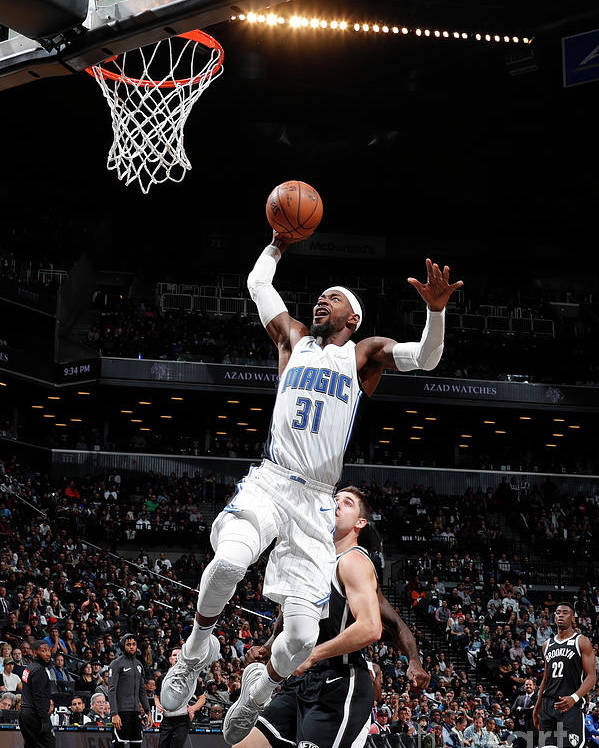 Nba Pro Basketball Poster featuring the photograph Terrence Ross by Nathaniel S. Butler