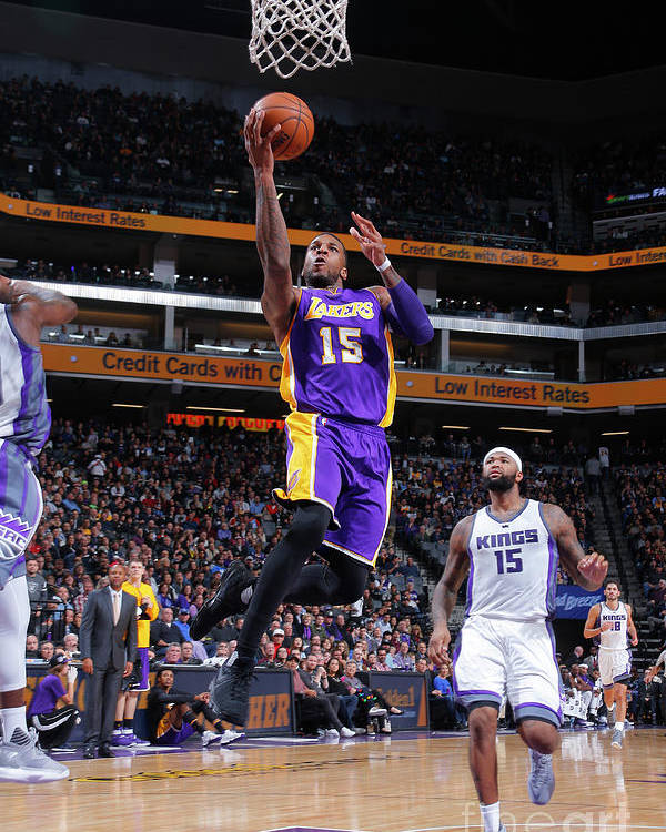 Nba Pro Basketball Poster featuring the photograph Thomas Robinson by Rocky Widner