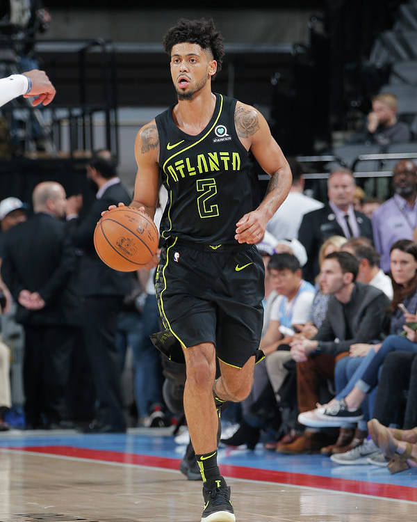 Nba Pro Basketball Poster featuring the photograph Tyler Dorsey by Rocky Widner