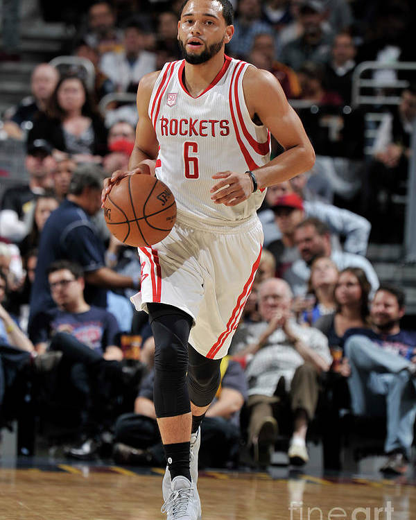 Nba Pro Basketball Poster featuring the photograph Tyler Ennis by David Liam Kyle