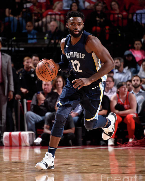 Nba Pro Basketball Poster featuring the photograph Tyreke Evans by Bill Baptist