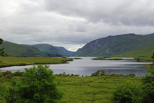 Mountain Poster featuring the photograph Glenveagh National Park by Babett Paul