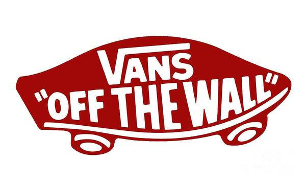 Vans Of The Wall Poster by Melissa R Sykes
