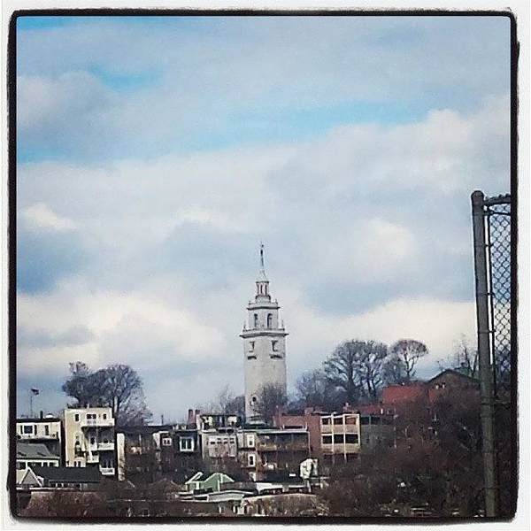 Boston Poster featuring the photograph Dorchester Heights #pretty #boston by Colleen Morrison
