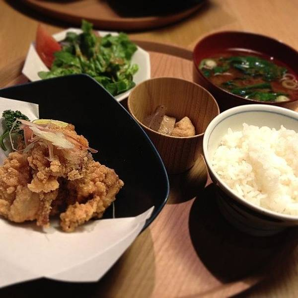 Food Poster featuring the photograph #food 今日はd47で夕食 by Tokyo Sanpopo