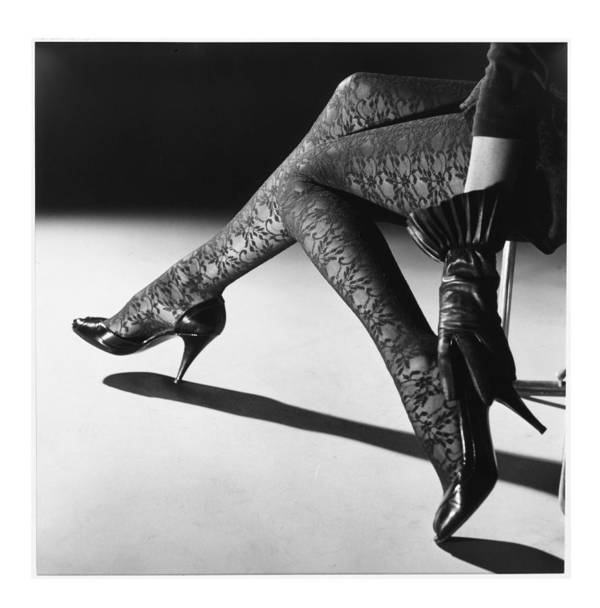 Great Legs Poster featuring the photograph Great Legs by Robert Klemm