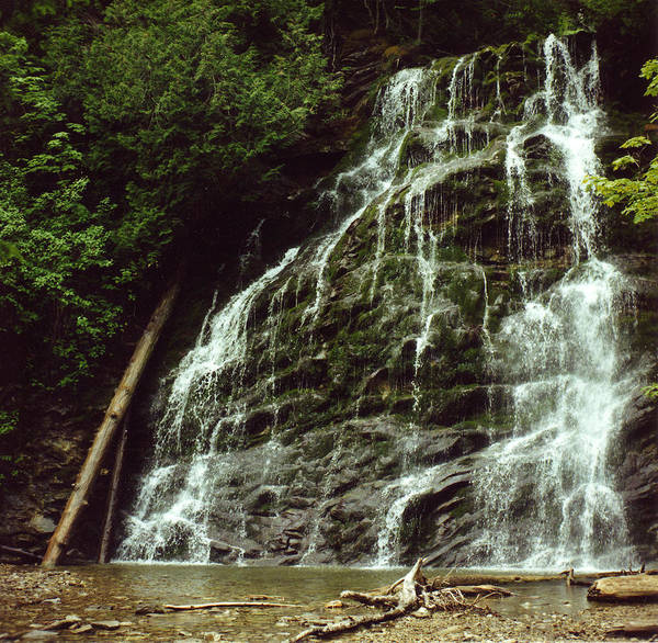Waterfalls Poster featuring the photograph Imagine That by Richard Stanford
